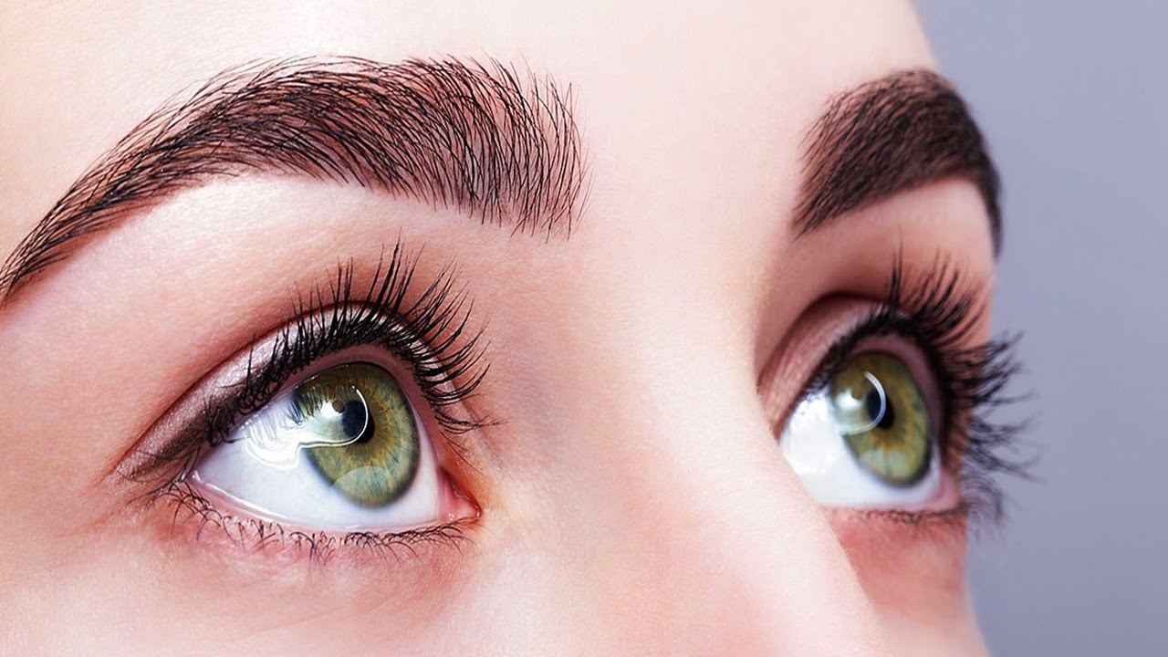 How To Thicken Your Eyebrows Naturally New Health Era