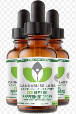 CannaBliss Pure CBD
