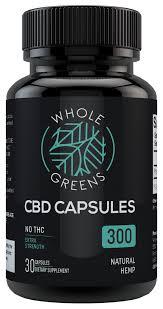 Whole Greens Cbd
