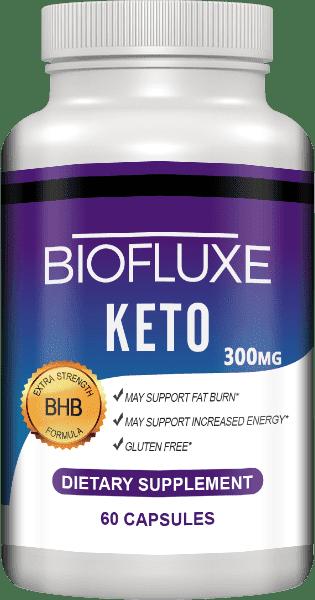 biofluxe keto