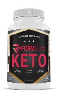 R Form Slim Keto