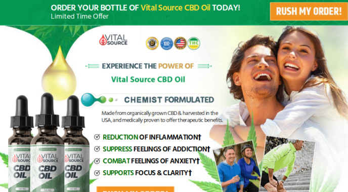 Vital Source CBD Oil