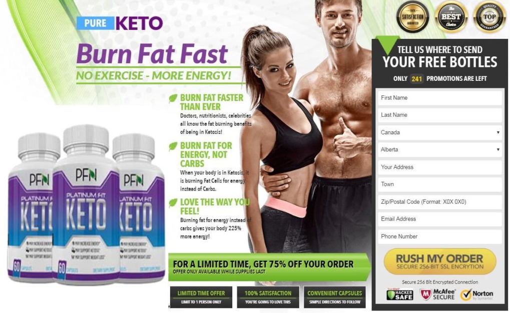 Platinum Fit Keto