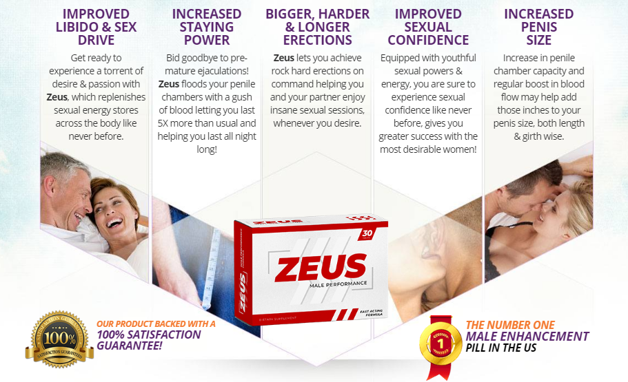 Zeus Male Enhancement